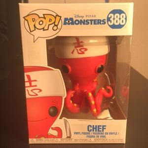 Funko POP 338 Chef-Monsters